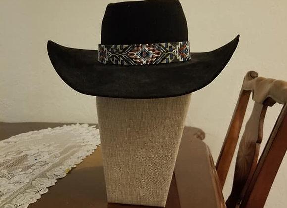 Southwest Sunset Cowboy Hat Band
