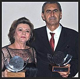 Dulce Carneiro e Jorman Carneiro