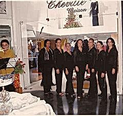 Cheville Maison - Moda Festa