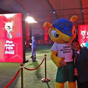 Coca-Cola World Cup Trophy Tour