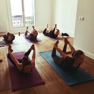 cours de yoga vinyasa - cours yoga Trouville