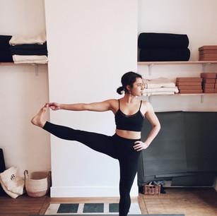 Cours hatha yoga - studio yoga Trouville