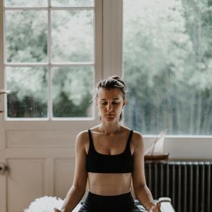 Yoga de la femme - studio yoga Trouville