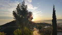 Road to Villa Yago