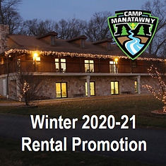 Camp Manatawny Winter 2020-2021 Promotio
