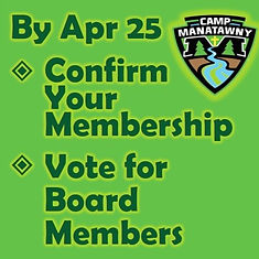 Confirm Membership and Vote for Board Me