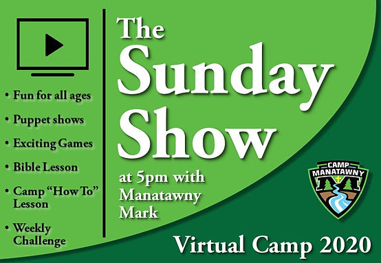 Virtual Camp - The Sunday Show.JPG