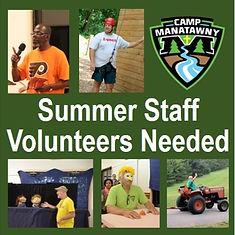 Staff Volunteers Needed.jpg