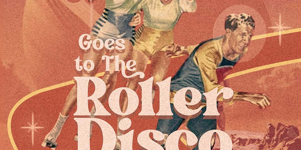 Supernova Goes to the Roller Disco!
