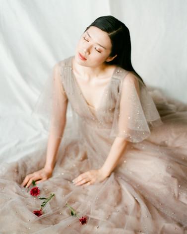 Portrait of Carla Yules