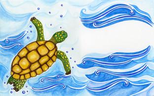 Slow-Solid Tortoise
