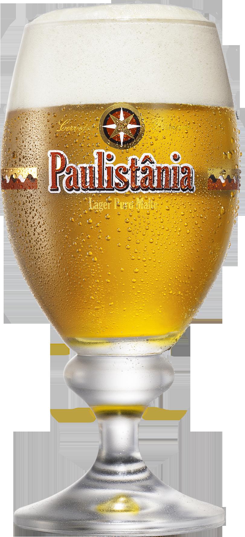 Copo Paulistania Clara 400ml
