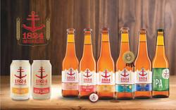 Cervejas Imigração Long Neck estilos variados