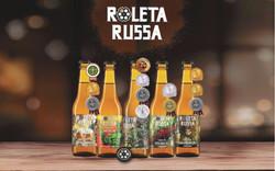 Cervejas Roleta Russa Long Neck