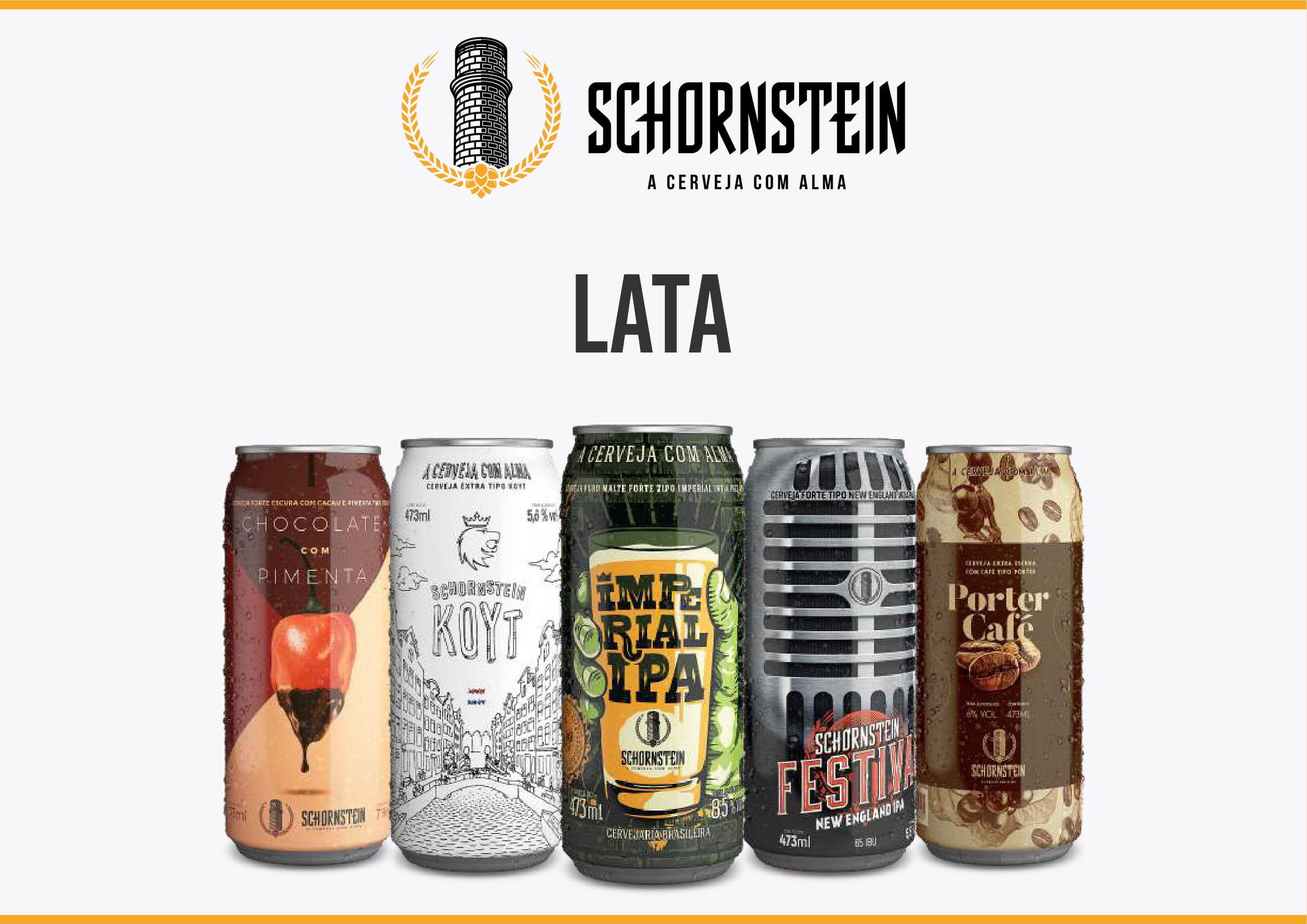 Schornstein Linha Latas