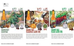 Cervejas Roleta Russa Long Neck 355ml