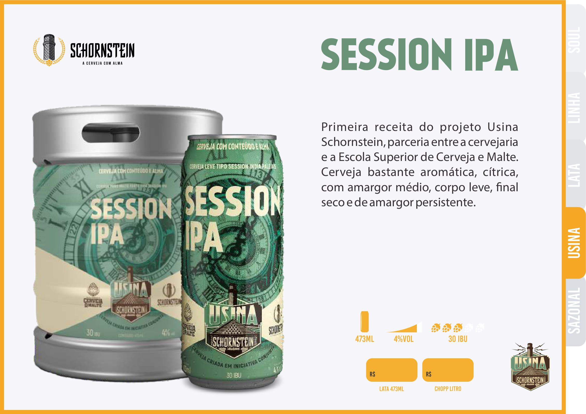 Schornstein Session IPA