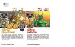 Cervejas Roleta Russa Lata 350ml