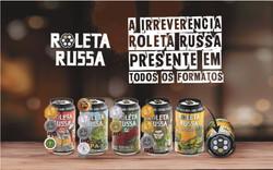 Cervejas Roleta Russa Lata