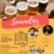 Curso o Básico do sommelier de cervejas