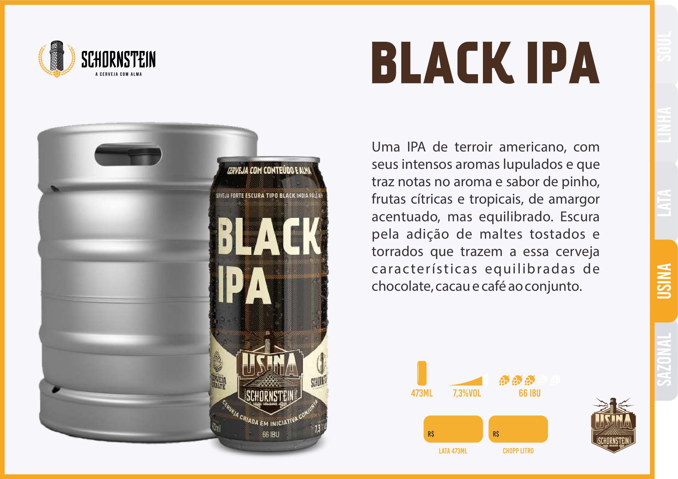 Schornstein Black IPA