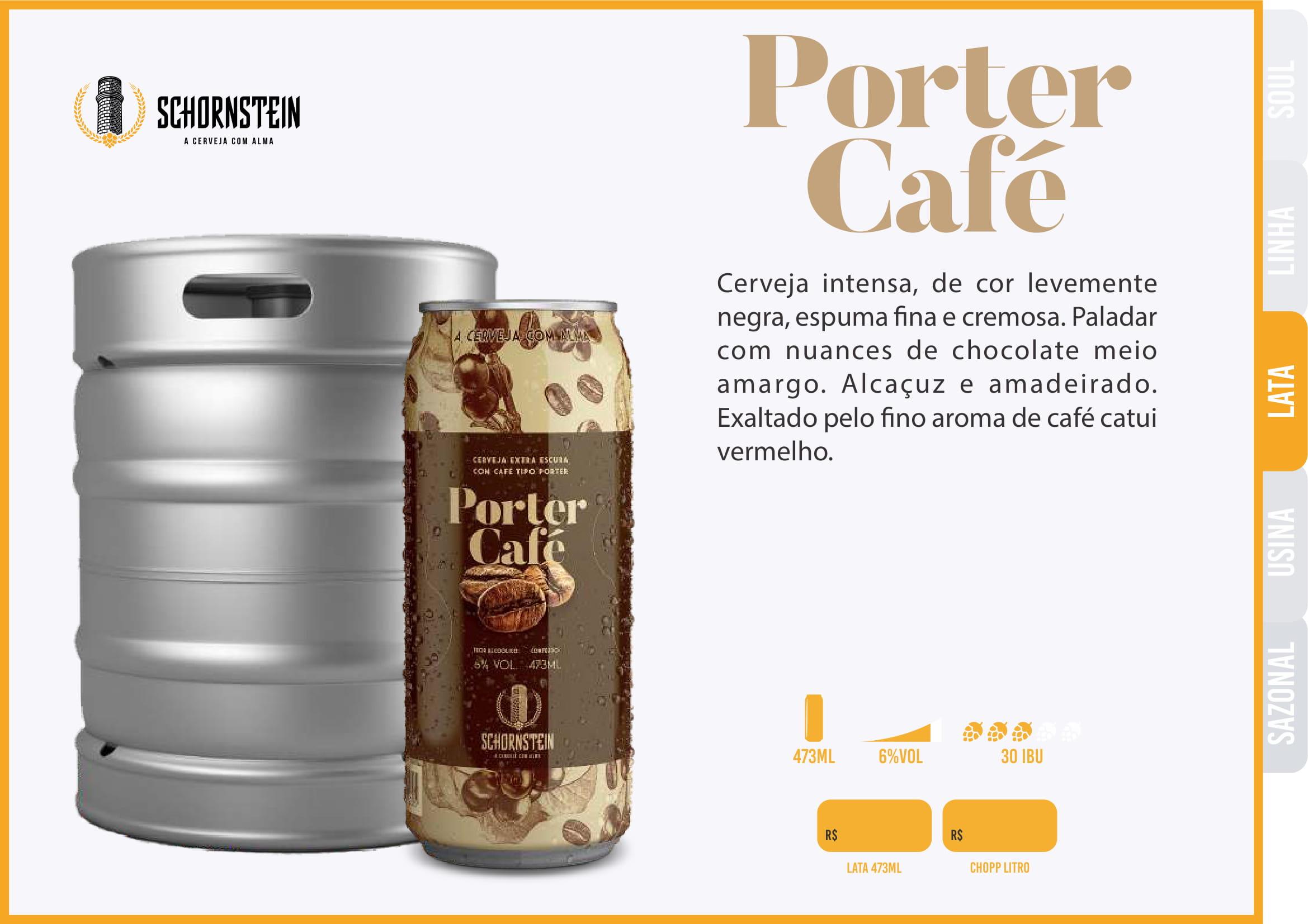 Schornstein Porter Café