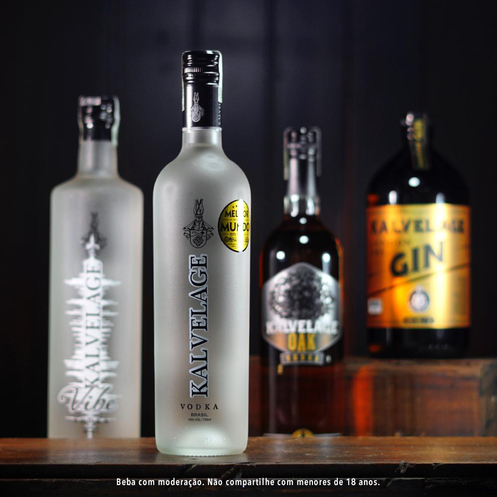 Gin  e Vodka kalvelage Cuiabá