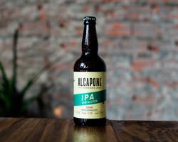 Cerveja IPA  Al capone sem glúte