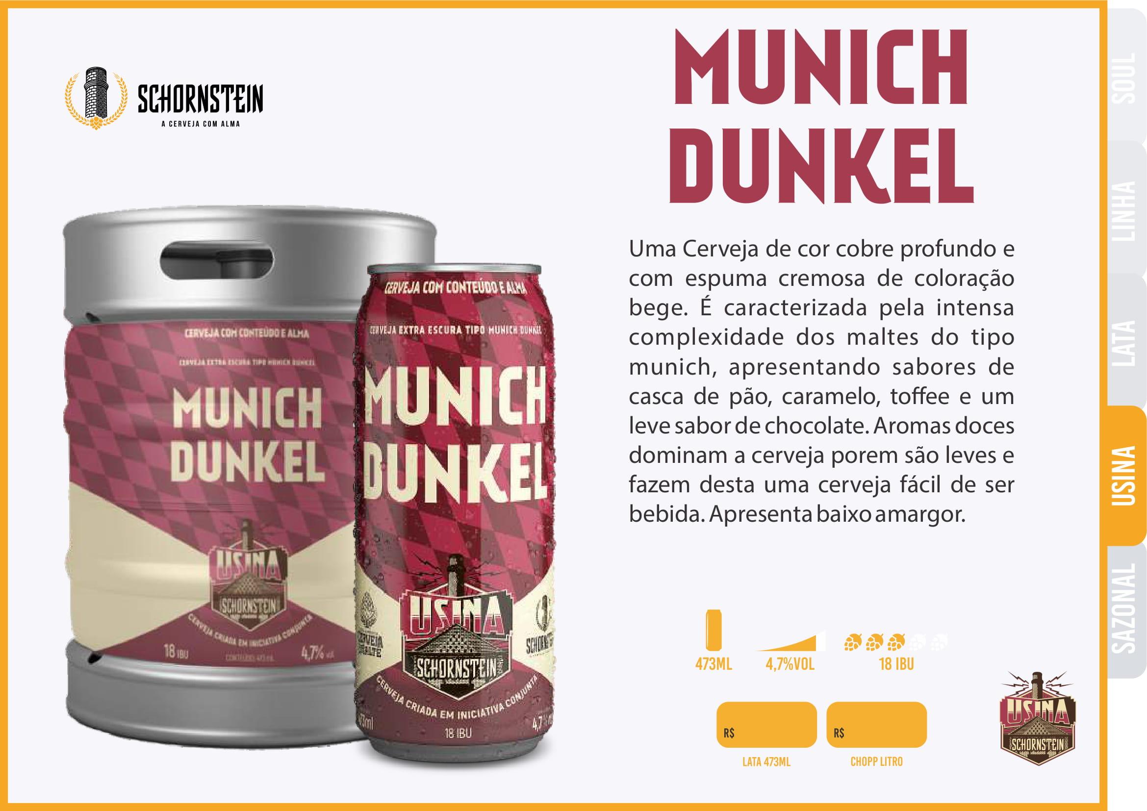Schornstein Munich Dunkel