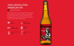 Cerveja Elementum Hops revolution