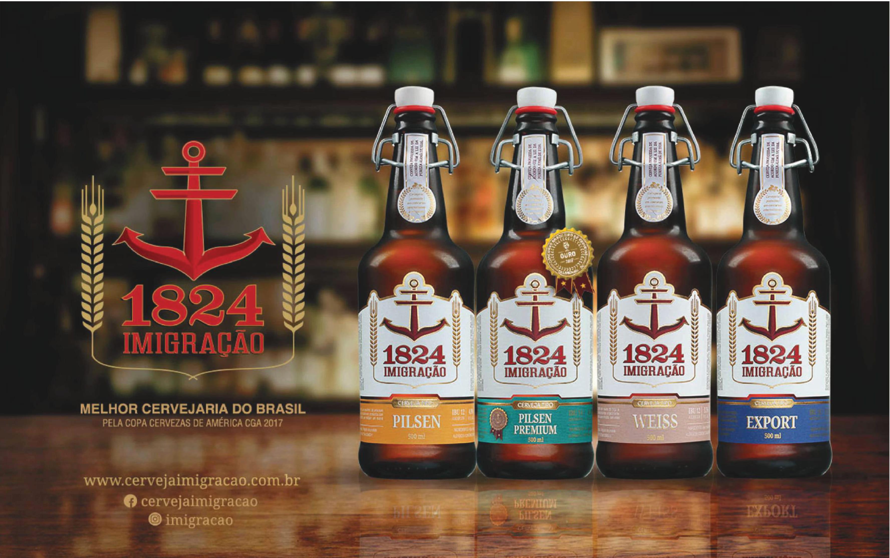 Cervejas Imigração