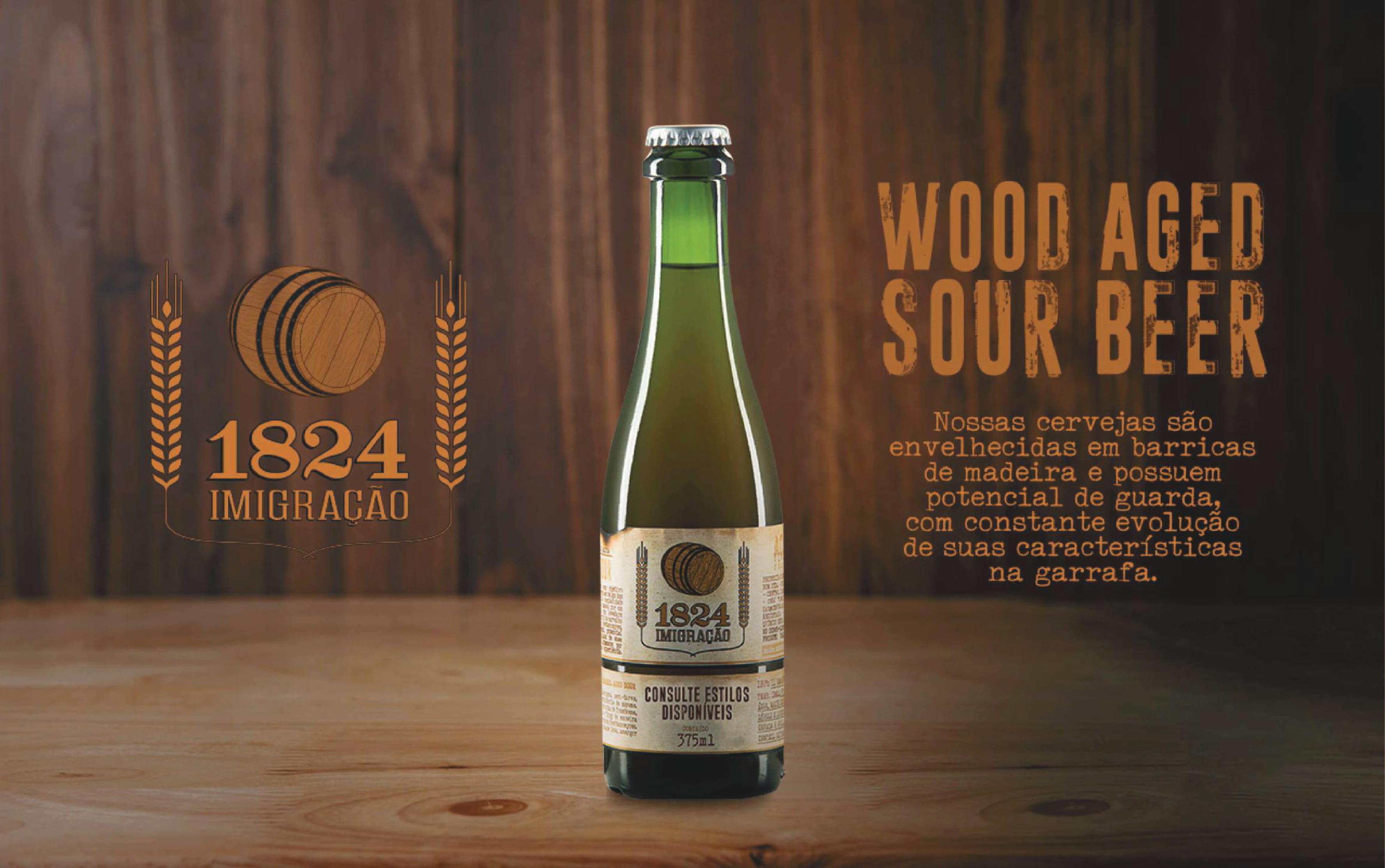 Cervejas Imigração Sour Lambic 375ml