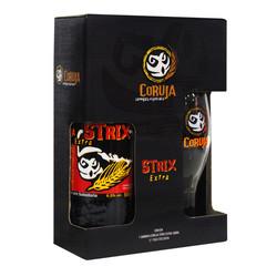 Kit Coruja Strix Lager + copo
