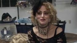 Madonna look-alike