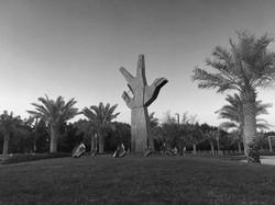 The Hand Gesture Sculpture