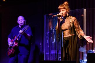 Mercedes Moore Band Photo