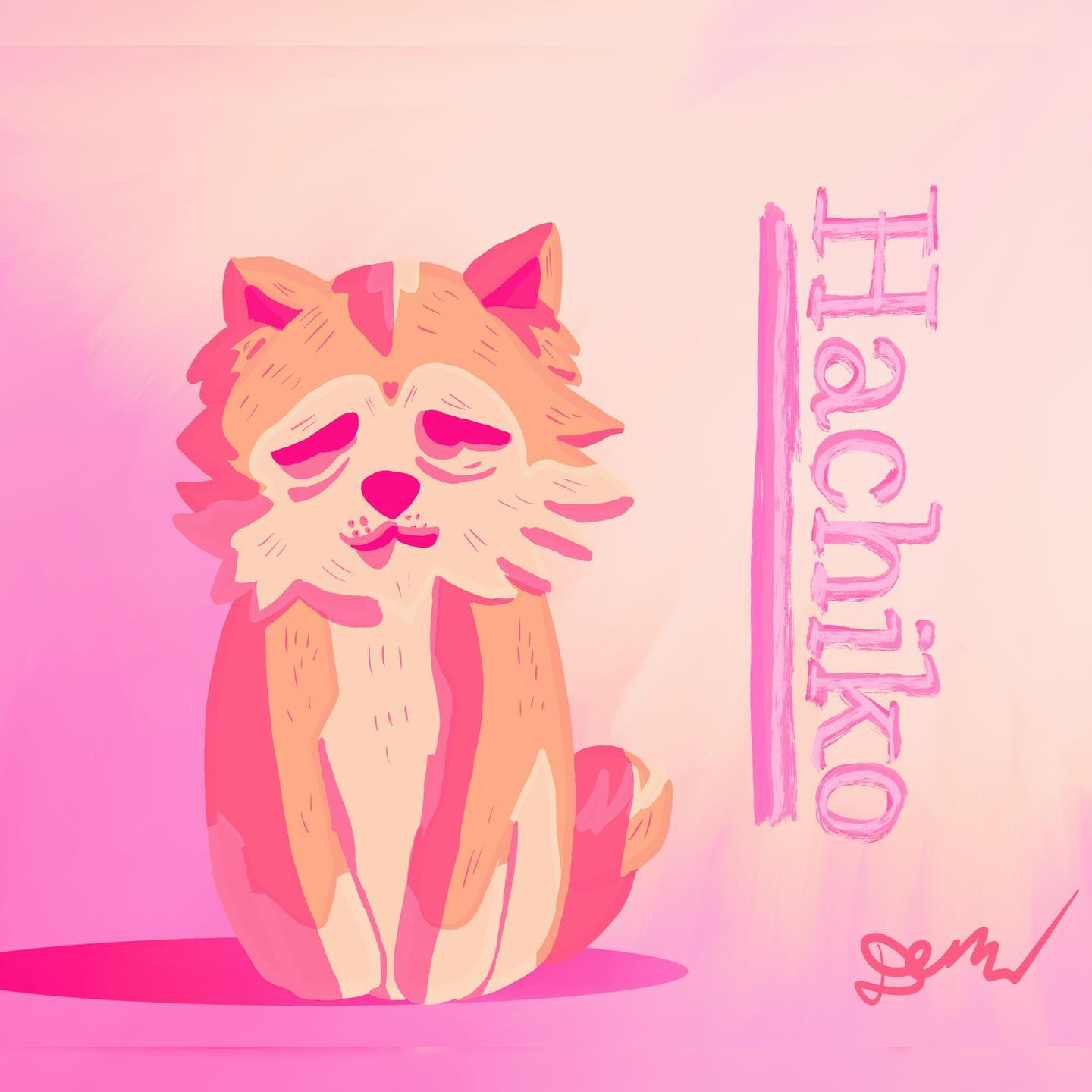 Hachiko, The Loyalist Friend Ver.2