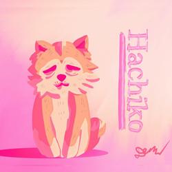 Hachiko, The Loyalist Friend Ver.2