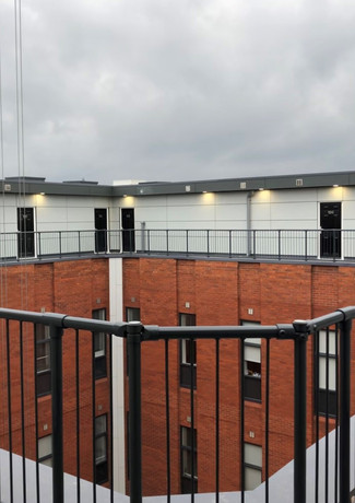 New Build Penthouse Apartments