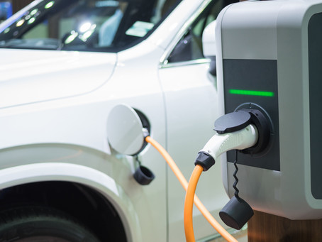 Grants for Electric Vehicle Charging Points