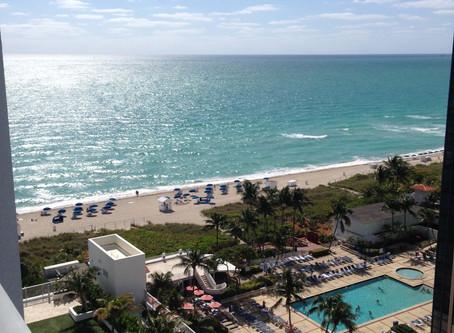 Honeymoon Blog: Miami