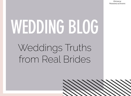 Wedding Truths from Real Brides