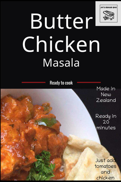 Ready to Cook Butter Chicken Masala