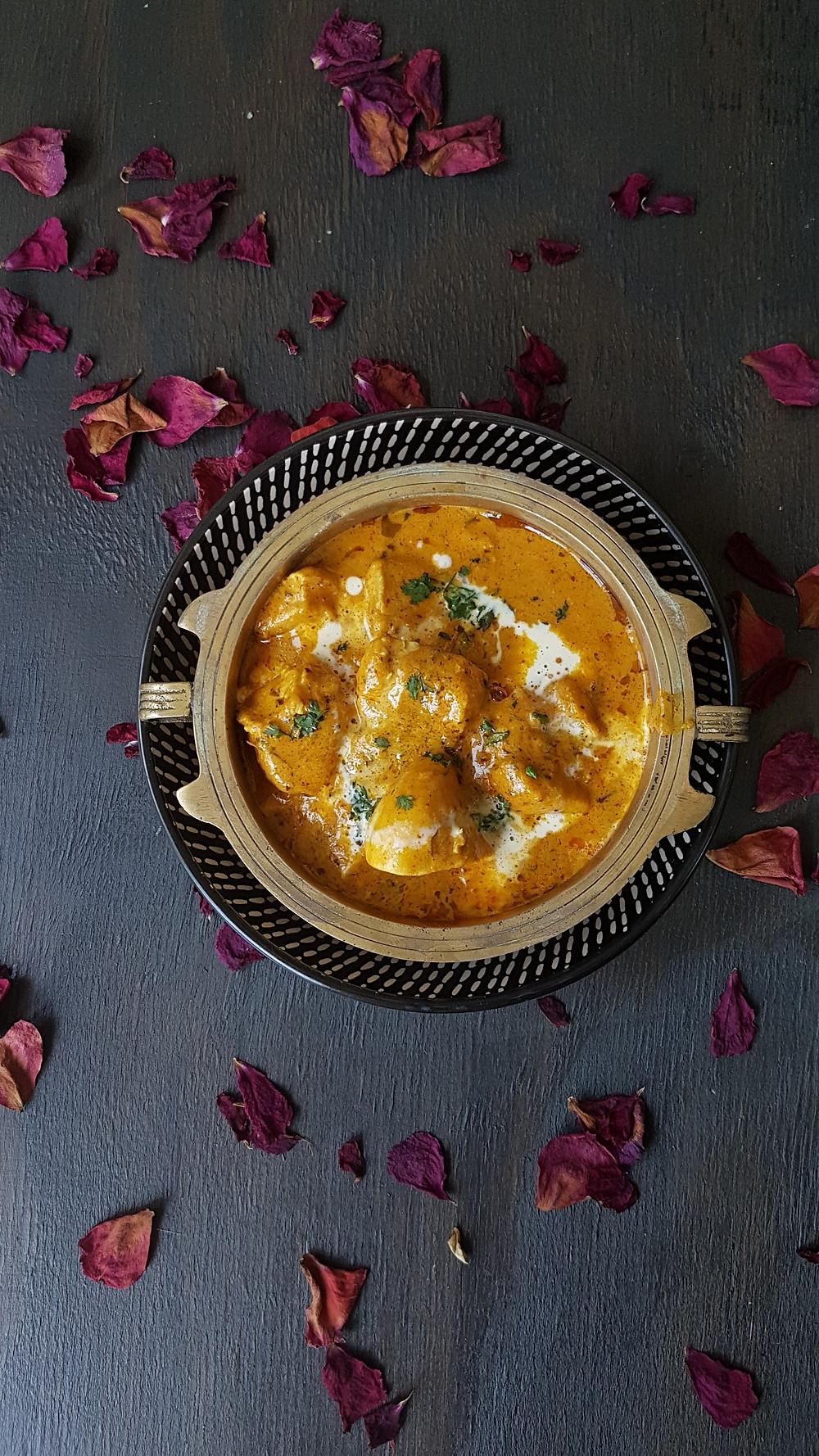 Butter Chicken Murg Makhani
