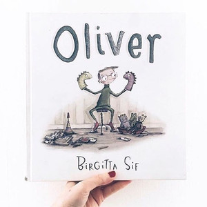 5 years ago my book OLIVER was shortlist