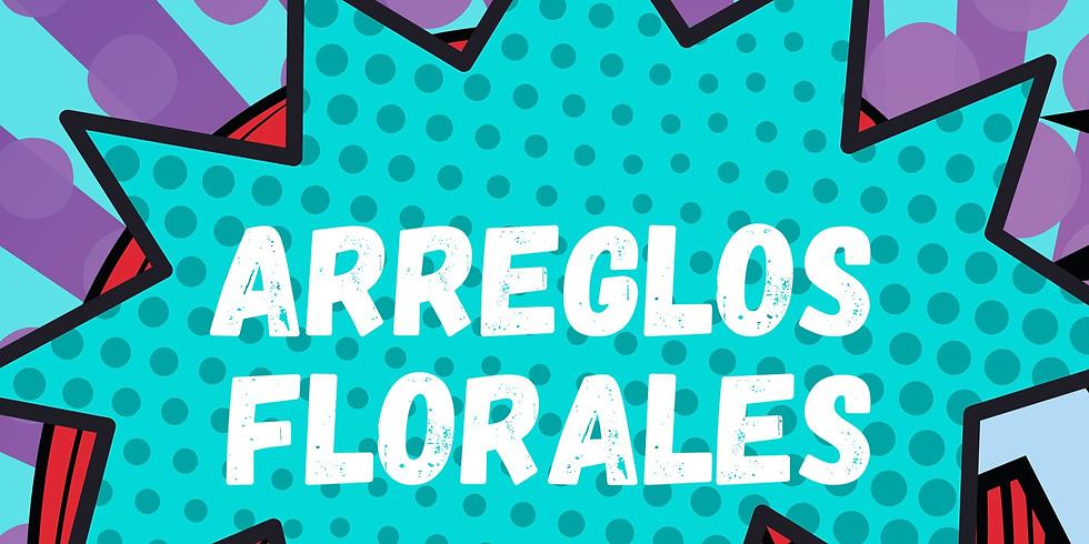 ARREGLOS FLORALES CON @ANISKACREATIONS
