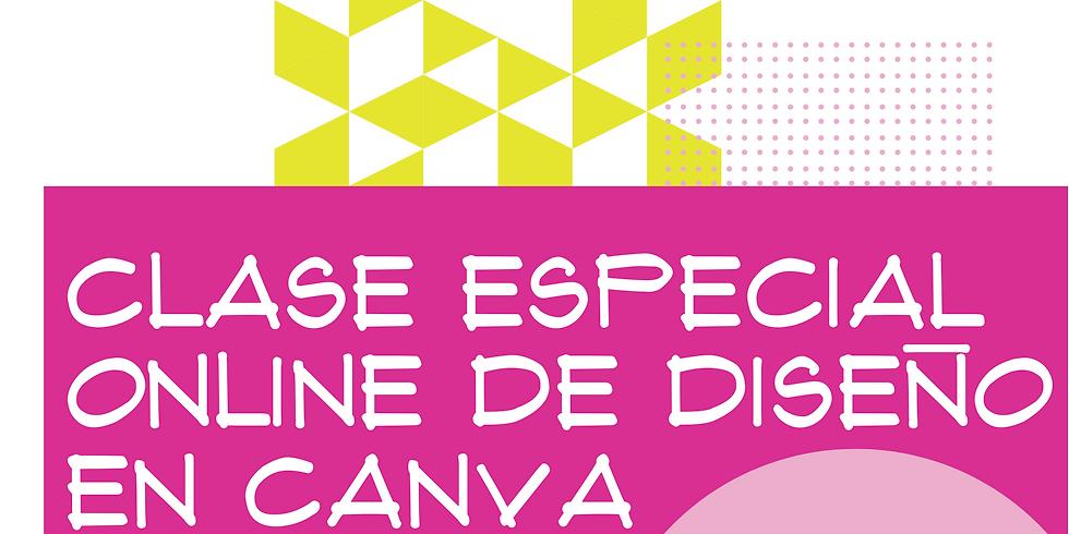 CLASE ESPECIAL DE DISENO EN CANVA