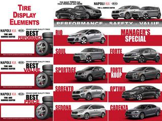 Napoli Nissan & Napoli Kia Designs