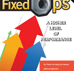 My 3rd Article in Fixed Ops Magazine
