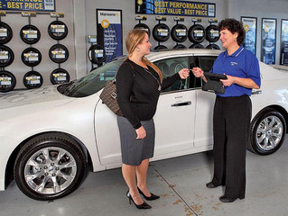 Autonation Reports Tire Sales Double